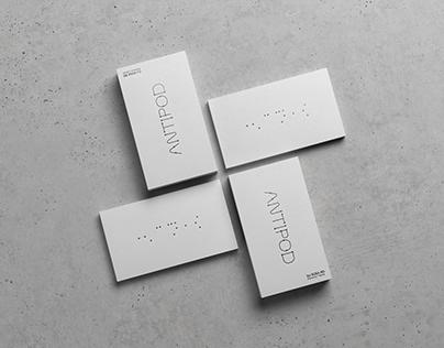 Rebranding para Antipod