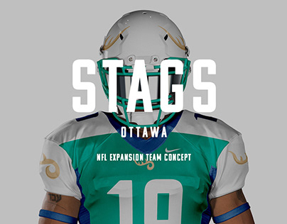 Ottawa Stags: NFL Expansion Team Concept