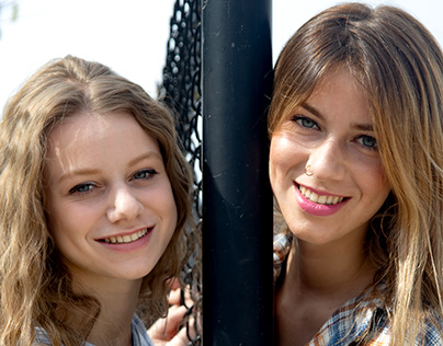 Bevelacqua Sisters, Gabby and Analiese