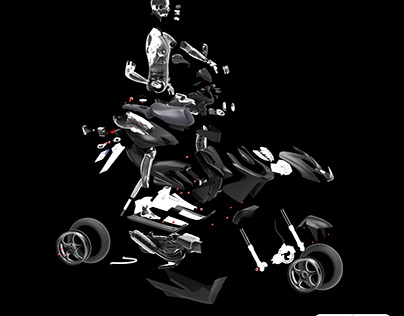 SCOOTER 693