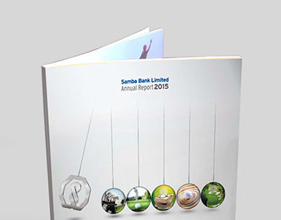 Samba Bank - Annual Report 2015
