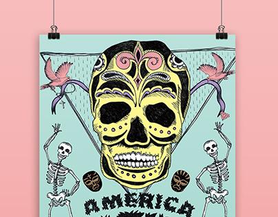 America Latina // Poster Design