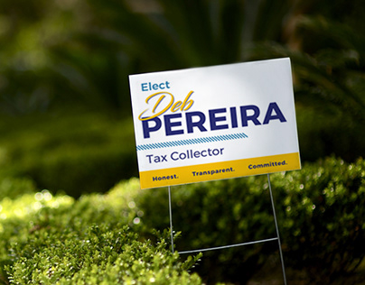 DEB PEREIRA 2019 ELECTION CAMPAIGN
