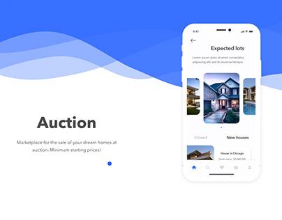 "Application ""Auction"""