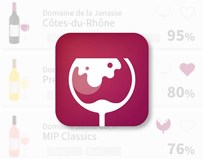 Wine&Me - Web Design - Motion Design