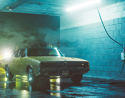 Dodge Charger CGI Challenge Entry