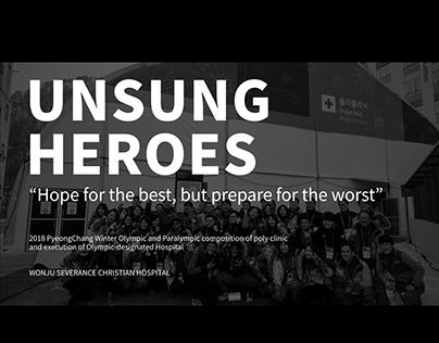 Unsung Hero-Interview film