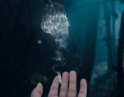 Smoking is harmful to health.