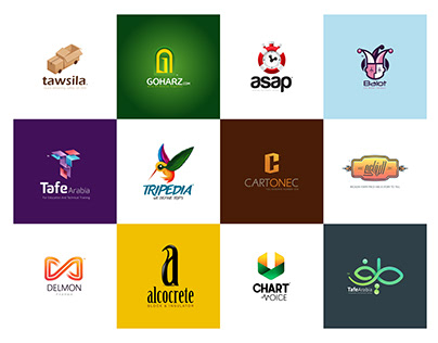 100 Logo Collection