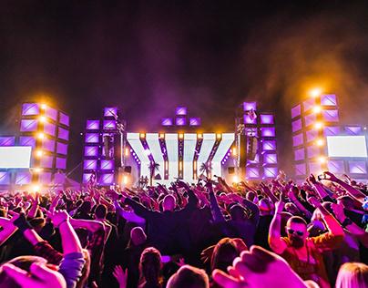 Beach Party Trzcianka 2018 - Stage Design