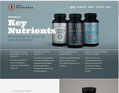 Key Nutrients Website