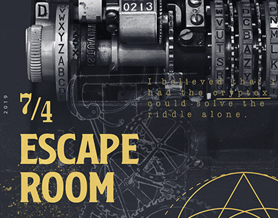 The Code Agency / Escape room/ German