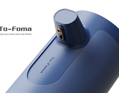 To-Foma Soap Dispenser