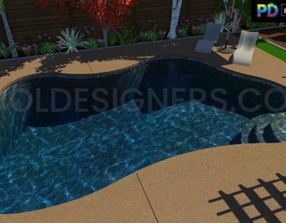 Simple Pool Design