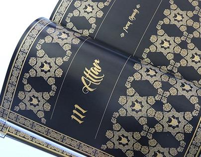 Hazar Afsan- pattern design