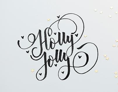Typography/Calligraphy collect II