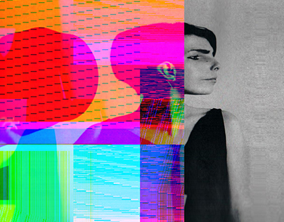 Mistakes [digital portraits]