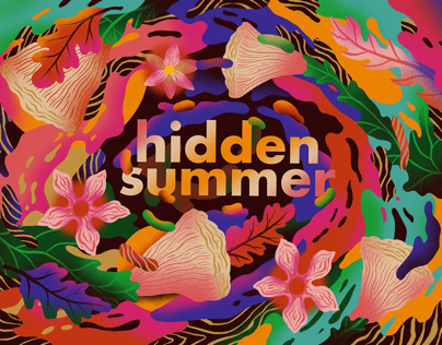 Procreate - Hidden Summer