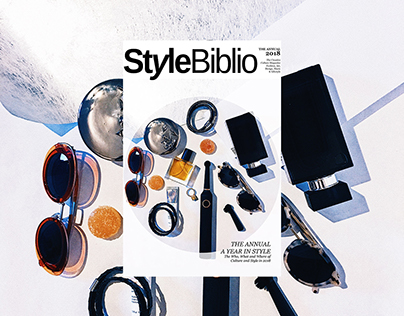 The Annual 2018 A Year in Style - Style Biblio Magazine