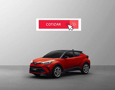 Toyota del Perú - Redacción Creativa