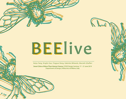 Beelive- Smart Cities of More-Than-Human Futures