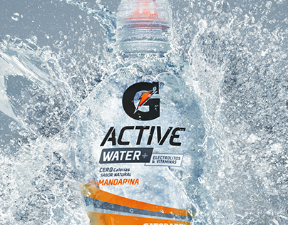 G Active Water Gatorade