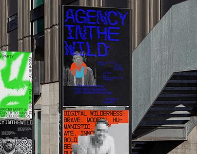 Agency In The Wild Brand Identity