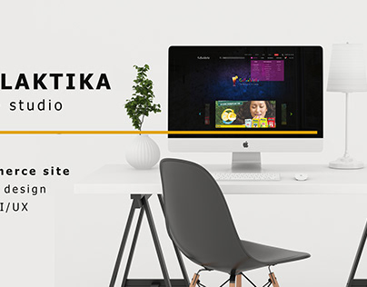 Coffeelaktika - coffee shop   New e-commerce site