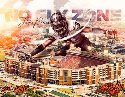 Oklahoma State Football Recruiting Graphics 2020