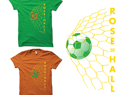 Rose Hall Soccer Shirts