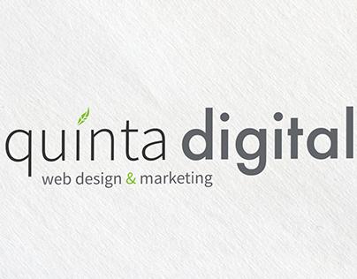 Quinta Digital - Redesign logo