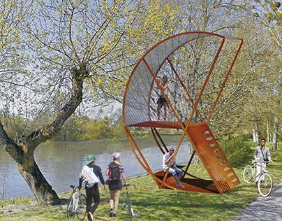 Bike Wheels #2 (Projet étudiant)