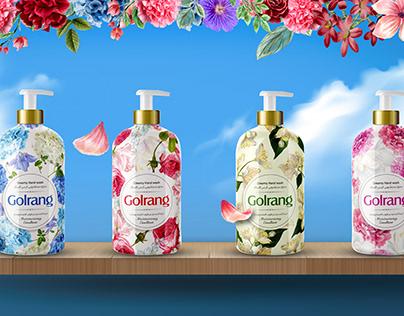 Golrang Handwashing