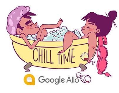 Lulu & Jazz - for Google Allo