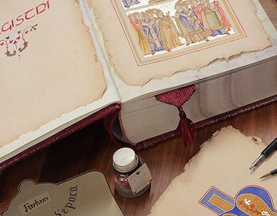 """""""MAGISTRI"""" - Art exibition - Book of signatures"""