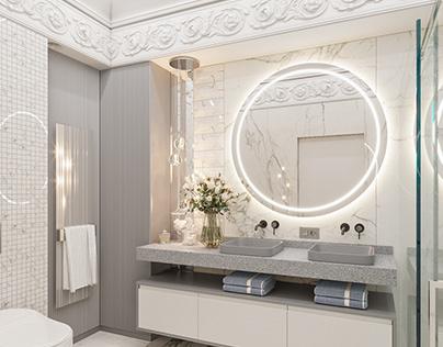 CHIC DESIGN bathroom