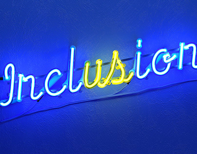 INCLUSION - NEONS