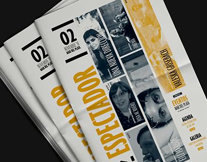 EL ≥ ESPECTADOR - Diario / Newspaper / Periódico