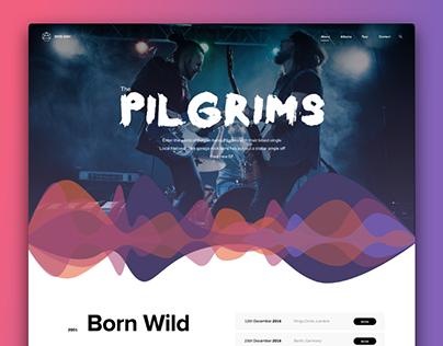Pilgrims - The Band