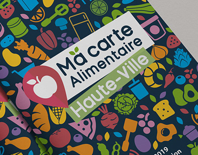 Ma carte alimentaire