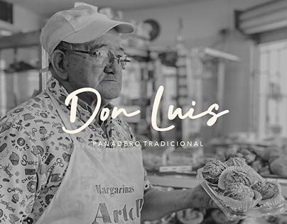 Don Luis Panadero / Los pequeños Negocios / Digital