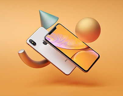 iPhone XS Max - CGI