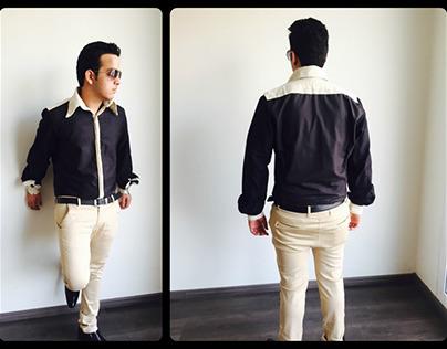 Garment Construction (Formal Shirt and a Trouser)
