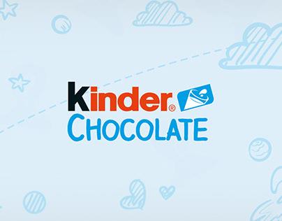 KINDER CHOCOLATE | animation