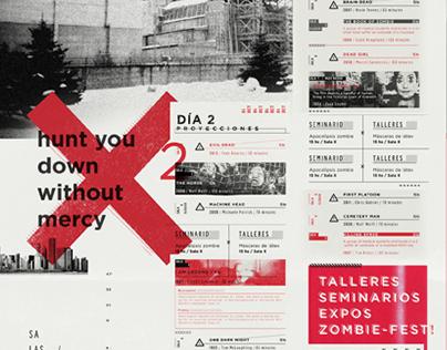ISOLATION / Festival de cine Zombie