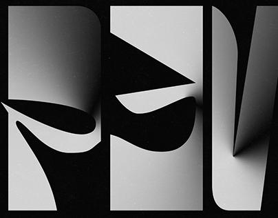 RAY / РЭЙ — Free Font