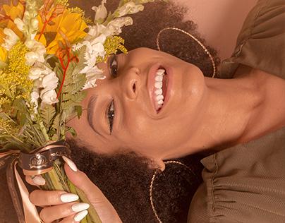 Mulher de Flores l Kirosa