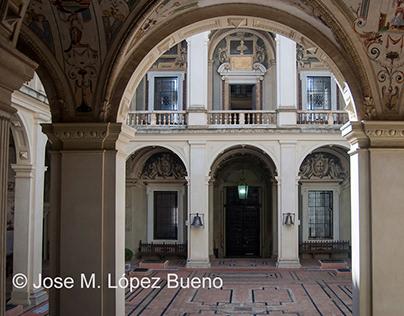 Descubriendo tesoros: Palacio del Marqués de Santa Cruz