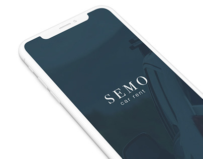 SEMO Car Rental App
