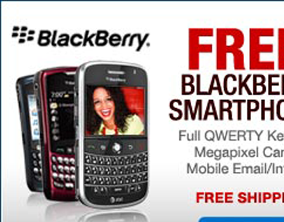 LetsTalk: Banner Ad Units for BlackBerry Offer